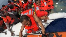 UK Government announces £75 million in aid for refugees in Mediterranean