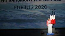 """Marine Le Pen """"reprend un vieux disque rayé de son père avec les mêmes refrains"""", déplore le député LFI Eric Coquerel"""
