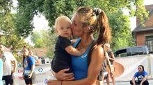 【話題】懷孕九個月一公里跑 3:22 的孕媽 產後復出!初半馬 1:09:54 成為賽事紀錄保持者!