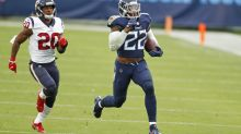 Titans 247-pound RB Derrick Henry hit 21.6 mph on his long TD run, thinks that was 'slow'