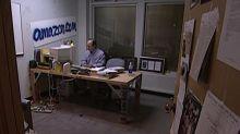 Jeff Bezos y su austera oficina antes de que Amazon fuera un gigante global