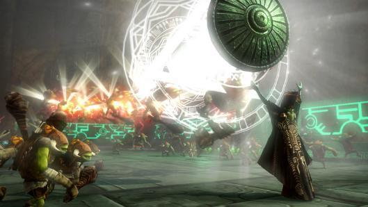 Hyrule Warriors takes Twili Midna for a twirl next week