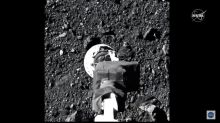 NASA asteroid surface sampling likely successful