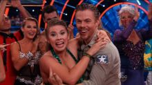 Bindi Irwin Shines in 'DWTS' Tribute to Her Late Father
