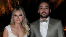 Famosos dão cano no casamento de Eduardo Sterblitch e Louise D'Tuani