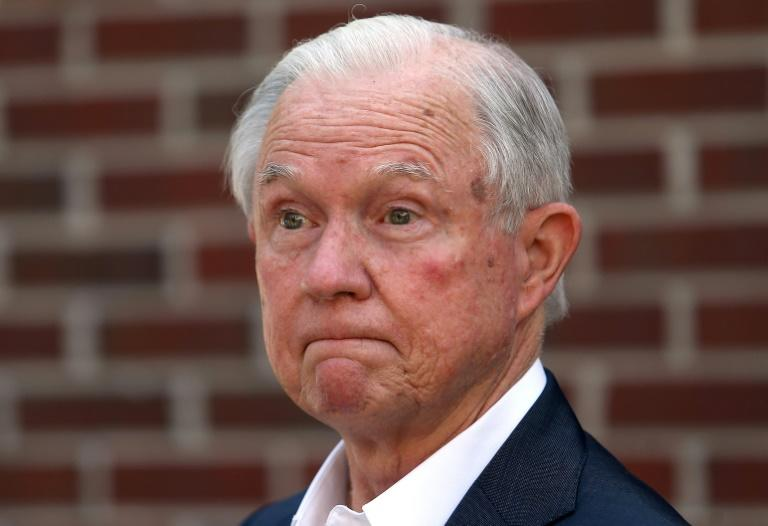 Sessions emerged as a critical Trump ally after becoming the first US senator to endorse the brash billionaire in 2015