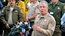 Just days from retirement, sheriff leads response to Thousand Oaks shooting
