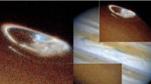 NASA's Hubble Shares Photos of Jupiter's Auroras, Taken Over 23 Years Ago