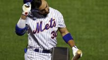 Mets place outfielder Conforto on IL with hamstring ailment