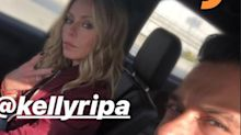 Mark Consuelos Teases Wife Kelly Ripa's Role on Riverdale: 'It's Going to Get Crazy'