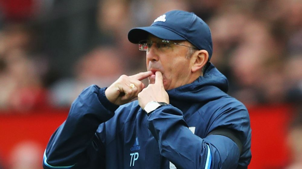 Pulis eyeing 'five or six' signings despite West Brom's impressive season