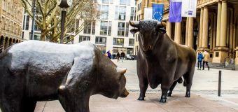 Las bolsas europeas se toman un respiro pese a los máximos de Wall Street