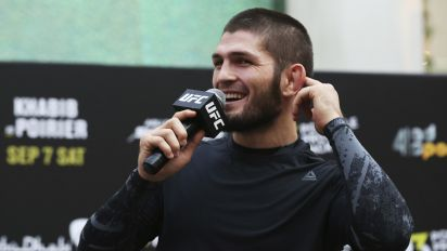 Khabib staying retired no matter what White says