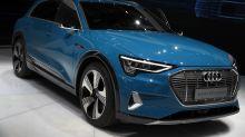 Hot metal: Electrics, SUVs and supercars mingle in Paris