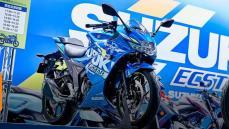 【新車速報】再次見面也依舊心動!2021 Suzuki Gixxer 250、SF 250台北重型機車展賞車!