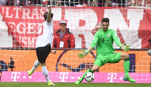 Bundesliga: Mainz: Bojan Krkic schießt sich in einen elitären Kreis