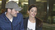 Sara Carbonero sigue ingresada en el hospital y en compañía de Iker Casillas
