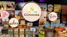 Conagra stock soars as 'on-trend' plant-based meats and carbs help fuel earnings beat