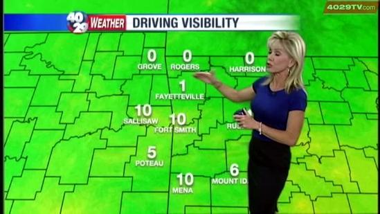 Laura's Weather Webcast June 18th