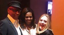 Michelle Obama + RuPaul + Adele = conmoción