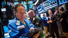 Fed Hikes Rates, Dollar Pops, Yields Drop; US Stocks Open Higher