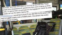 Online war rages over Sydney bus 'pramgate'