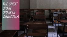 Empty classes and violence in Venezuela's universities