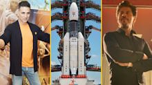 SRK, Akshay & B'wood Over the Moon About Chandrayaan 2 Launch