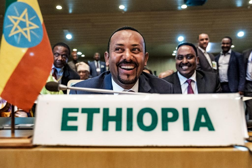 Ethiopia's Prime Minister Abiy Ahmed took office following the resignation of his predecessor Hailemariam Desalegn, after more than two years of anti-government protests