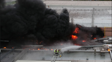Aerospace suppliers could be affected by factory fire in Europe
