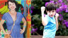 Bel Kutner: 'Nunca achei que seria a mãe medrosa que sou'