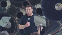 Elon Musk and Space X announce first passenger for moon loop
