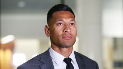 Brisbane Broncos respond to Israel Folau 'interest'