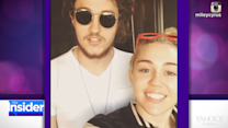 Miley Cyrus Completes 'Rice Bucket Challenge'