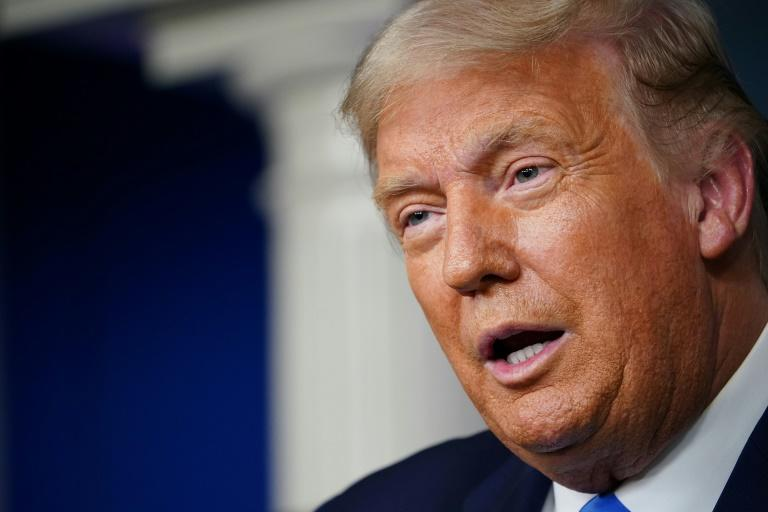 US President Donald Trump says the election could be rigged and he doesn't guarantee a transfer of power