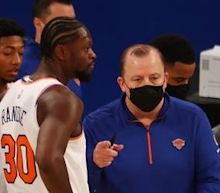 Knicks are a .500 team — but Tom Thibodeau isn't celebrating