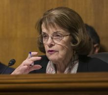 Feinstein says she's stepping down as top Democrat on Senate Judiciary Committee