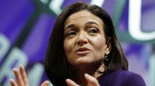Sheryl Sandberg has 2 useful pieces of advice for Facebook advertisers