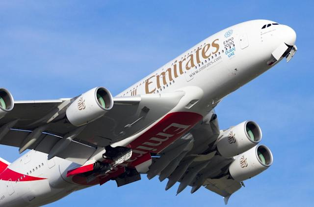 In a bid to improve its service, Emirates introduces....AR