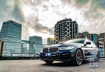 【鏡試駕】金字塔中堅!BMW 530i M Sport