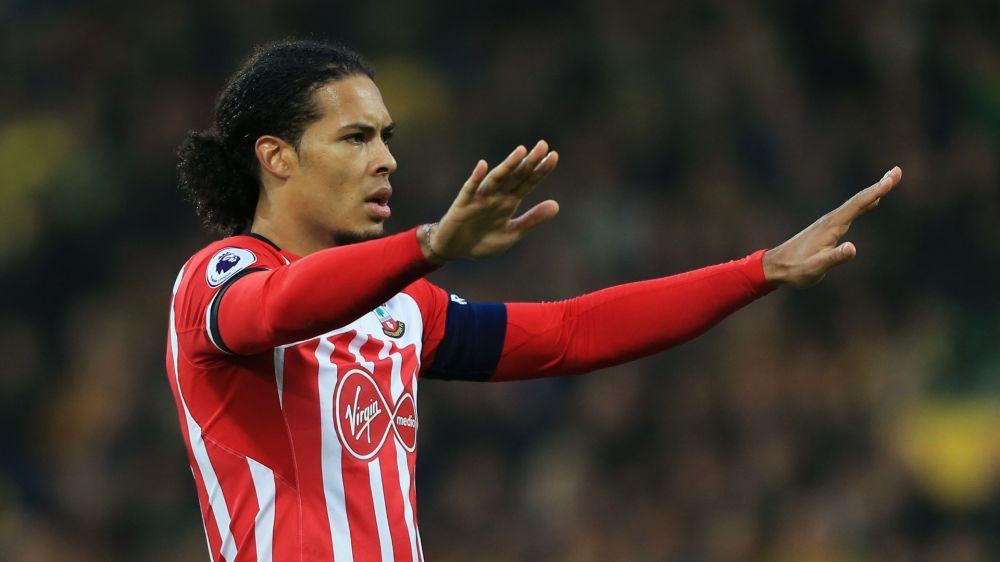 Liverpool entschuldigt sich bei Southampton wegen Virgil van Dijk