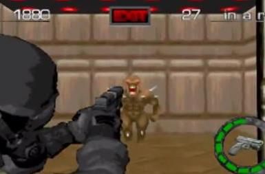 Doom mod brings Resident Evil 4's mercenaries to Mars