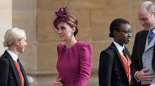 Kate Middleton le gana a Meghan Markle en moda de boda