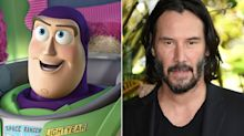 Tim Allen teases Keanu Reeves' mystery Toy Story 4 role