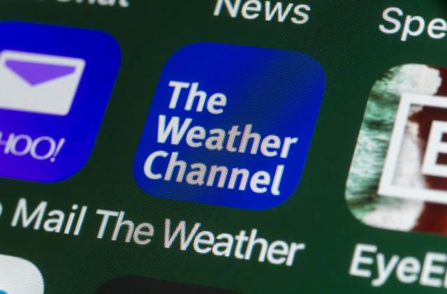 LA sues Weather Channel app owner over 'fraudulent' data use