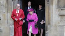 Members of royal family noticeably absent from Easter church service: Who wasn't there and why?