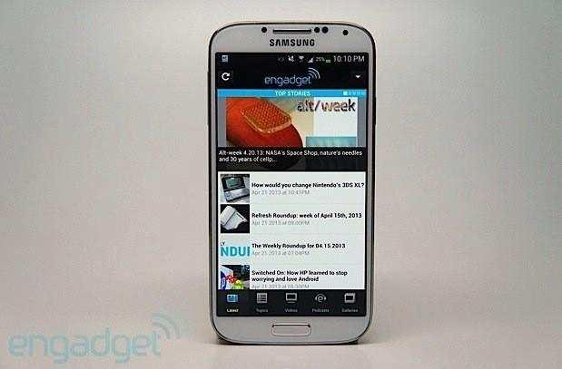 MetroPCS brings Galaxy S 4 to eight areas for $549 plus tax, wider availability coming 'soon'