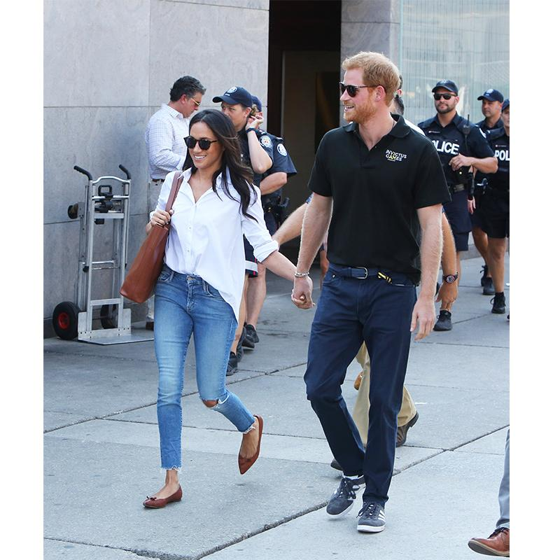 Meghan Markle's Flawless Outfit And Where To Buy It
