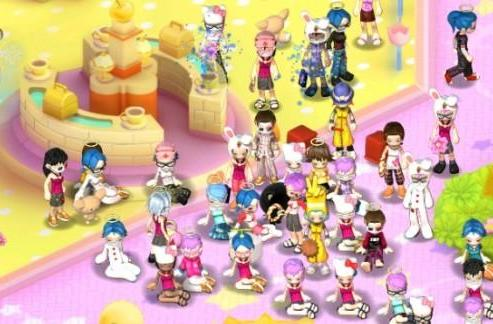 HK-Day arrives: Hello Kitty Online launches in NA and Europe