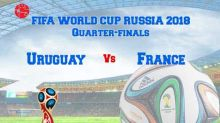 Who Will Win Today, Uruguay Or France, In 57th FIFA 2018 Match